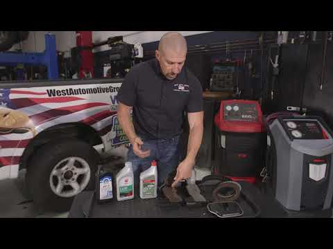 Automatic Transmission Fluid Servicing and Replacement