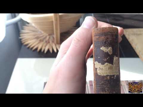 Обзор антикварных книг