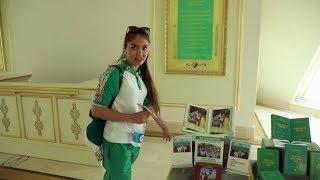 Turkménistan : les Jeux du dictateur