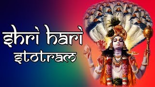 JAGAJJALAPALAM | MOST POWERFUL SONG OF LORD VISHNU EVER | *** SHRI HARI STOTRAM  *** |