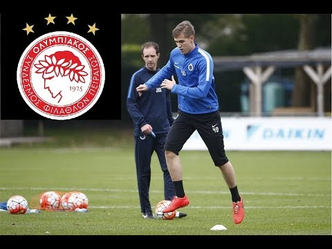 Björn Engels - Welcome To Olympiacos F.C. ᴴᴰ