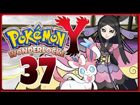 POKÉMON Y Part 37: Gegen Valeries Feen-Power