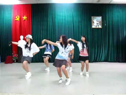 Honey LAchATA Circus Dance cover LEQUYDON highschool