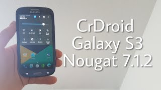 Crdroid 7 1 2
