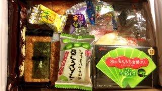Skoshbox October 2013 unboxing Japanese snack subscription thumbnail