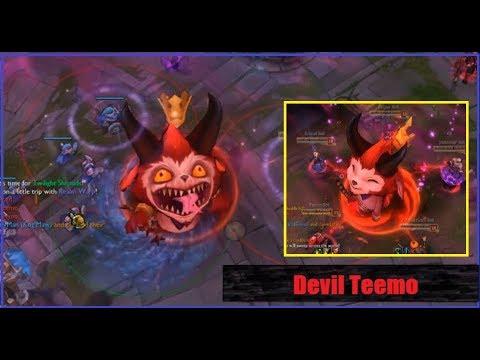 League of Legends | Teemo Vs Huge Devil Teemo! | Doom Bots Of Doom