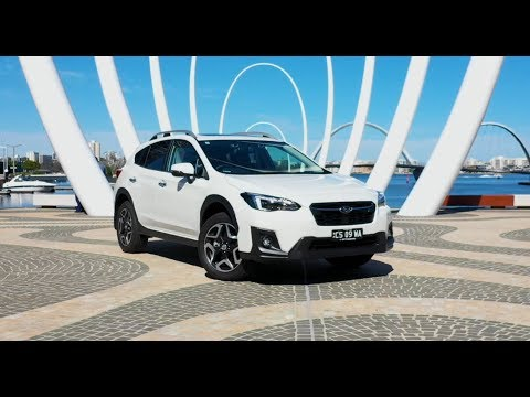 Take the new Subaru XV for a Zoom Test Drive