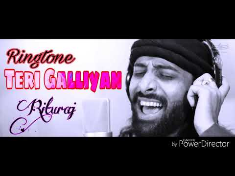 Teri Galliyan - new Hindi song ringtone - singer - ( Rituraj )