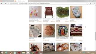 Творческий заработок в интернете, ярмарка мастеров для заработка в сети