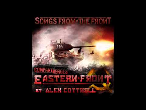 'Streets of Stalingrad' by Alex Cottrell - Company of Heroes: Eastern Front
