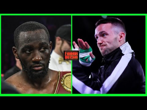 TERENCE CRAWFORD CALLED