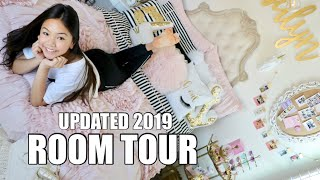 OFFICIAL ROOM TOUR!!! 2019