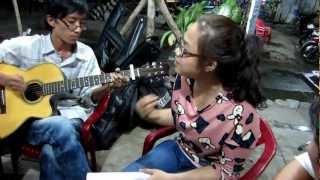 Acoustic Guitar - Chuyện (Quỳnh Trâm) Guitar Thành Đô