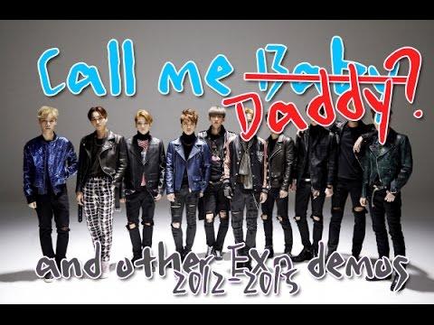 All EXO Demos/Teaser Songs (2012-2015)
