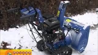 видео где купить бензиновый снегоуборщик