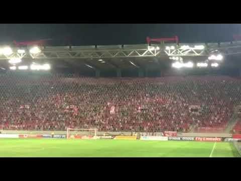 Olympiacos F.C. の応援 - YouTu...