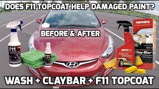 F11 Top Coat Review