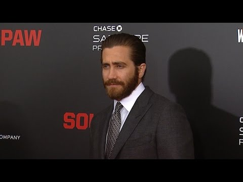 Jake Gyllenhaal Reacts to 'GMA' Playing Taylor Swift's 'Bad Blood' During His Interview