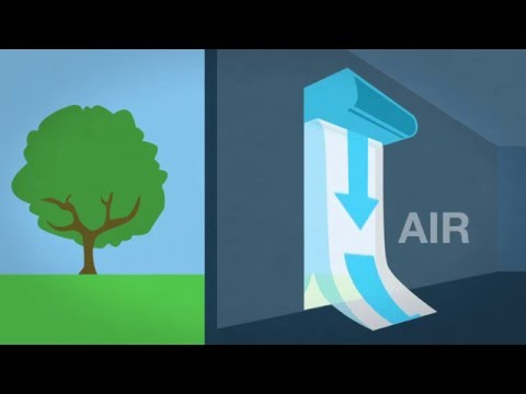 How an Air Curtain Works