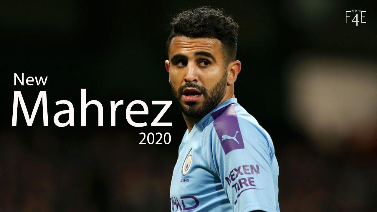 اجمل مهارات و مراوغات و اهداف رياض محرز 2020 -  Riyad Mahrez 2020 - Beautiful Skills&Tricks 2020