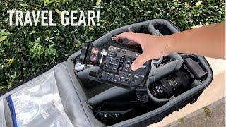What's in my tech travel bag? (camera gear 2016)