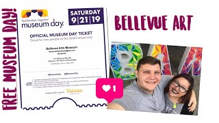 FREE MUSEUM DAY 2019 | Bellevue, Washington