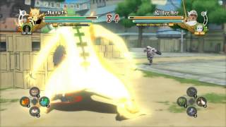 Naruto Tailed Beast Mode Playable Hack Naruto Shippuden Ultimate Ninja Storm 3 Full Burst
