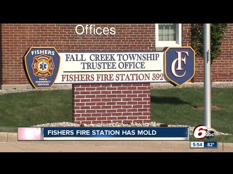 Fishers Fire Station Has Mold, Apparatus And Personnel Moved