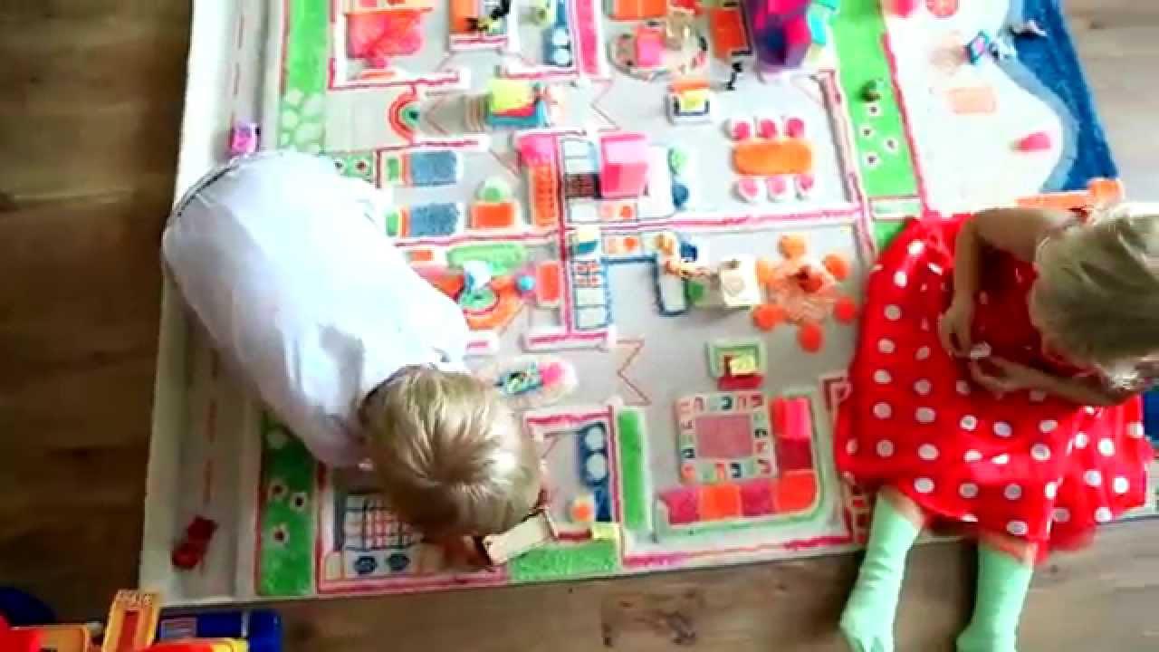 Детские игровые 3d ковры