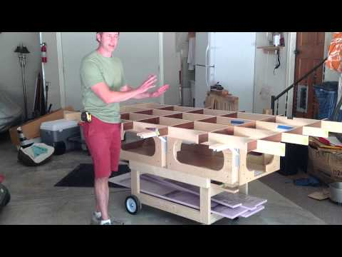 Ultimate Track Saw Workbench