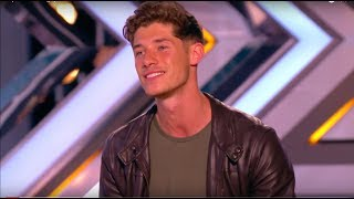 Top 5 Hottest guy auditions on X factor!