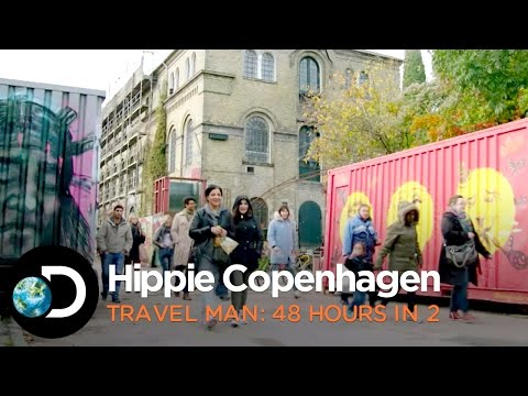 Christiania: Hippie Haven in Copenhagen  | Travel Man S2E3