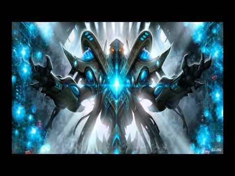Starcraft 2 Soundtrack HQ all Protoss Themes 01 - 05 (