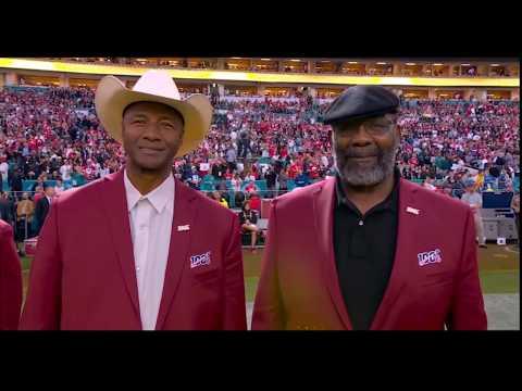 NFL 100 ALL Time Team Special Presentation Super Bowl LIV