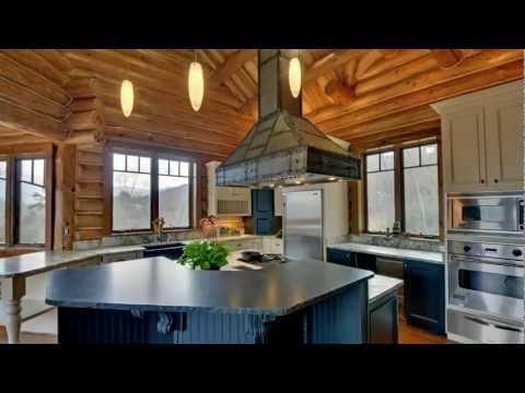 Envision Virtual Tours HD Video Tusquittee Hayesville NC Custom Log Home