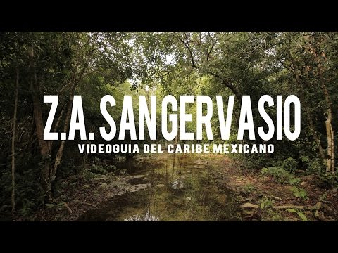 ZONA ARQUEOLÓGICA DE SAN GERVASIO, COZUMEL, MEXICO   Maya civilization, ruins & tourism