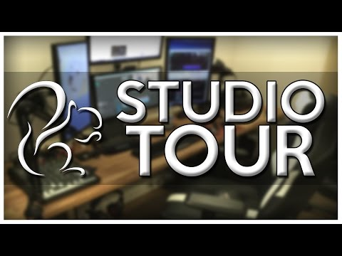 Squirrel's Studio Tour - Where It All Happens