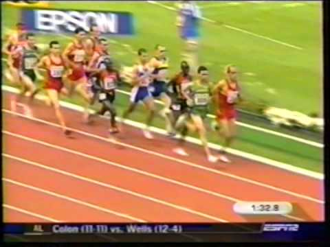 2003 Paris World Championships Men's 1500