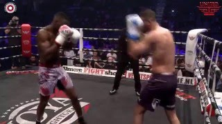 UNITED FIGHT EVENTS - Christian Baya vs Brahim Kallah