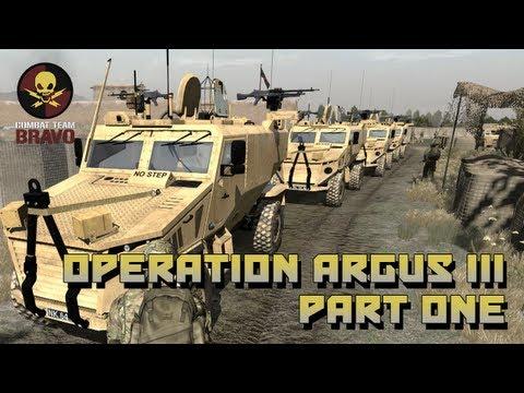 [CTB] Operation Argus III Part 1