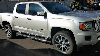 Youtube 2017 gmc canyon denali duramax diesel review publicscrutiny Image collections