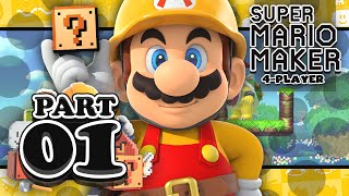 Super Mario Maker: Part 08 (4-Player) Free Download Video MP4 3GP FLV ...
