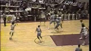 Bird vs Magic - 1979 NCAA Finals part 2