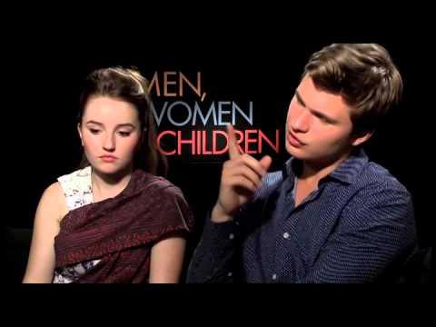 Em vídeo: Ansel Elgort, de A Culpa É das Estrelas, fala de seu novo filme