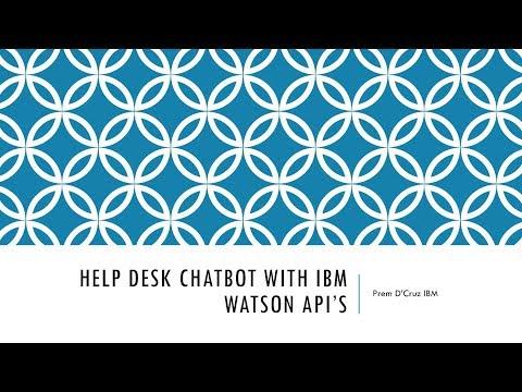 Help Desk Chatbot
