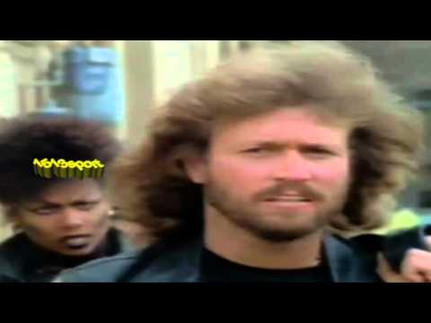 Bee Gees   'The Woman In You'  audio hq  hd