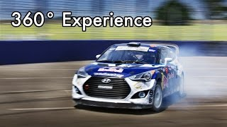 Red Bull Global Rallycross 360° POV Experience thumbnail