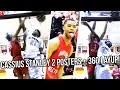 Cassius Stanley POSTERS 7 FOOTER + NASTY 360 Layup! Harvard Westlake PLAYOFF BATTLE VS Alemany