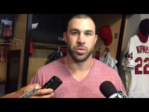 Jason Kipnis gets 4 hits in 13-3 win over Angels