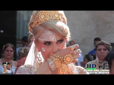 Svadba Senad & Semra 2.part Sita  Video Production Studio Roma Full HD Leskovac